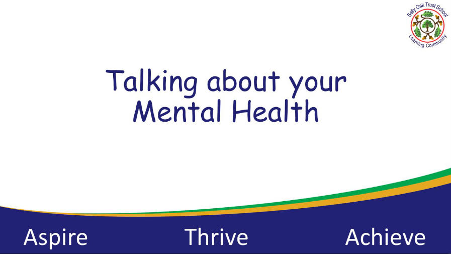 View Talking About Mental Health Assembly